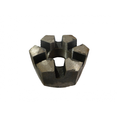 Tuerca hexagonal eje 50 mm grada La Sidero