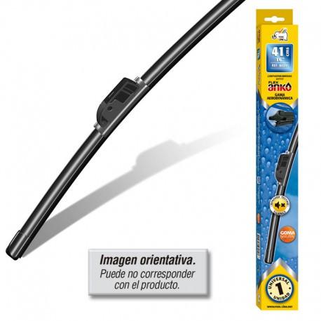 Escobilla limpiaparabrisas 41 cm flexible
