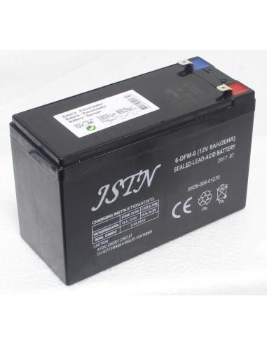 Bateria para Mochila pulverizadora AUTOMATICA MAC POWER