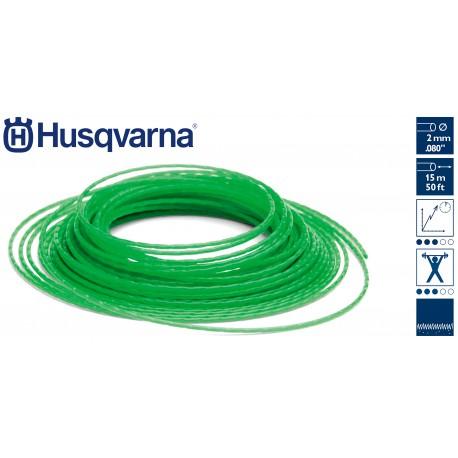 Hilo de corte Whisper 2 mm HUSQVARNA