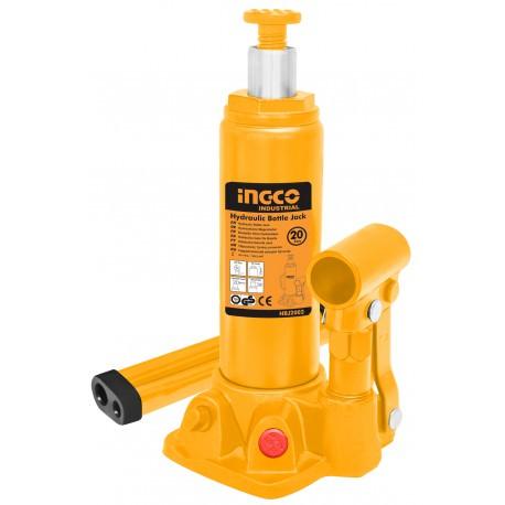 Gato hidraulico 20 Ton INGCO