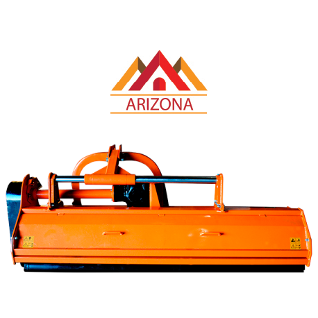 Trituradora desplazable super-reforzada mod. Arizona